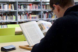 Horario especial de exámenes de la biblioteca