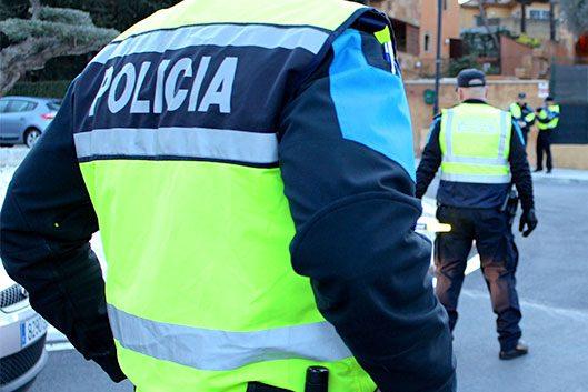 Policia local galapagar