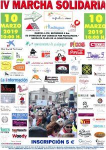 IV Marcha Solidaria @ Plaza de la Constitución