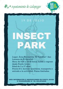 Insect Park @ San Lorenzo de El Escorial