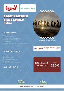 Campamento Santander @ Albergue Montecorona