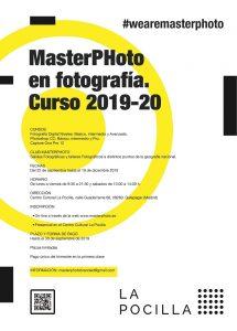 Cursos de Fotografía Digital 2019 @ Centro Cultural La Pocilla